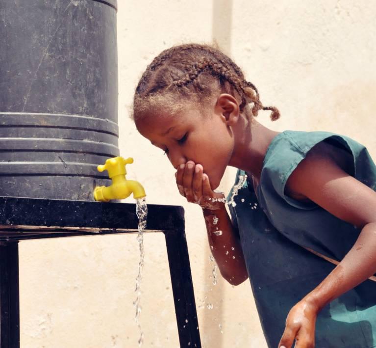 Pompa per l'acqua