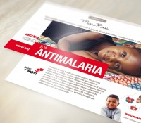 Cartolina Kit antimalaria