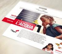 Cartolina Pompa per l'acqua