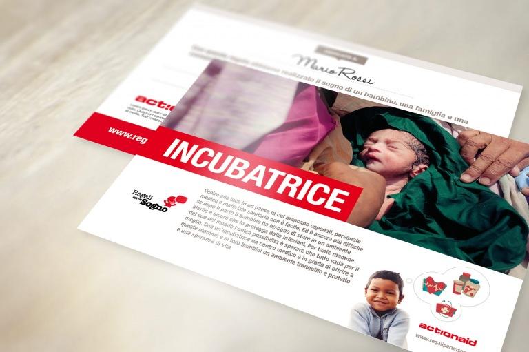 Cartolina Incubatrice